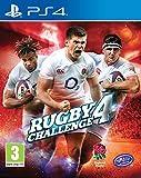 Rugby Challenge 4 Boite en Anglais/Jeu en Français (PS4)