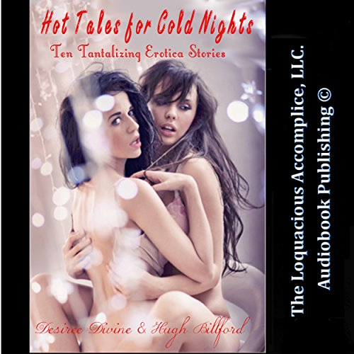 Hot Tales for Cold Nights audiobook cover art