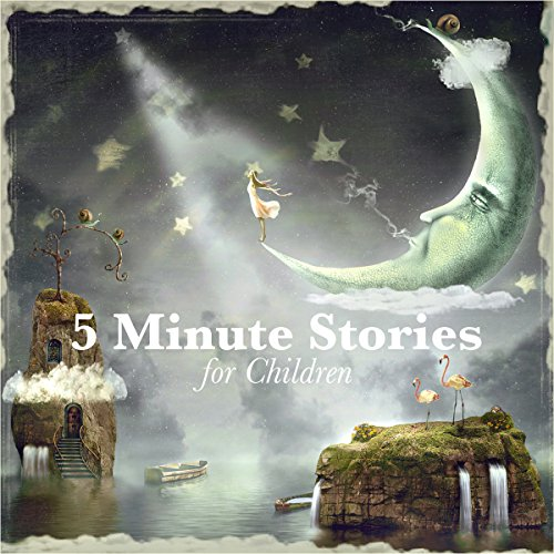 5 Minute Stories for Children audiobook cover art