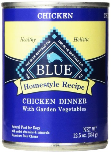 Blue Buffalo Homestyle Recipe Chicken Dinner...