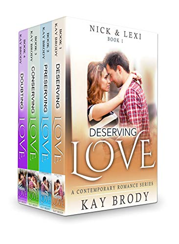 Nick & Lexi: The Box Set: The Entire Clean & Wholesome Love Story, Books 1-4 (English Edition)
