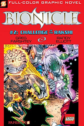 Bionicle Vol. 2 (English Edition)