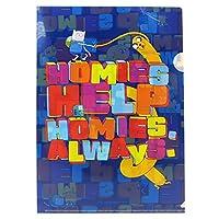 アドベンチャータイム[ファイル]A4シングルクリアファイル/HOMIES
