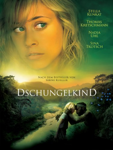 Dschungelkind cover