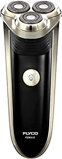 Electric Shaver for Men, Flyco Rotary Electric Men's Razors Rechargeable Close Shaver with Pop-up...
