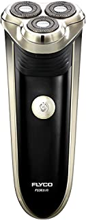 Electric Shaver for Men, Flyco Mens Rotary Electric Razors Rechargeable Close Shavers with Pop-up...