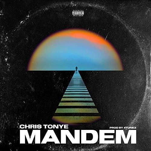 Chris Tonye
