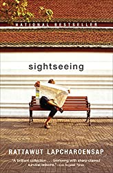 Sightseeing book cover
