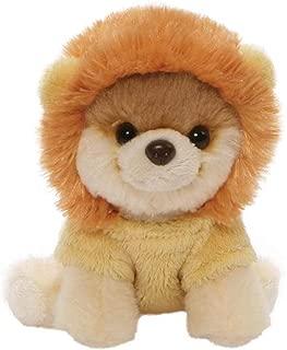 GUND Itty Bitty Boo Plush Stuffed Lion, 5