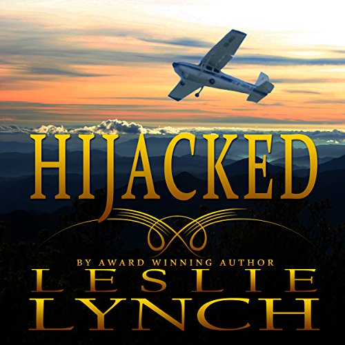 Hijacked audiobook cover art