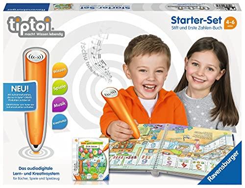 Ravensburger Tiptoi 00803 Starter-Set: Stift und Buch Erste Zahlen