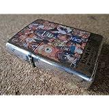 ZIPPO KUNIO COLLECTION クニオ コレクション 限定品1997年4月製造 動物大集合 犬猫熊兎獅子ゴリラ オイルライター ジッポ 廃版激 ホビーコレクター