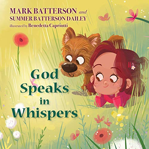 God Speaks in Whispers audiobook cover art