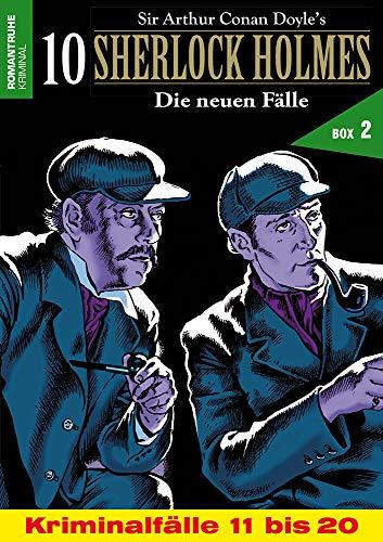 10 SHERLOCK HOLMES – Die neuen Fälle Box 2:: Aus den Tagebüchern von Dr. Watson