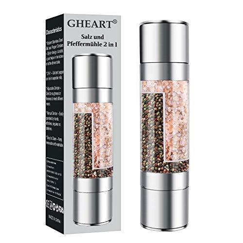 Gheart -   Pfeffermühle Salz