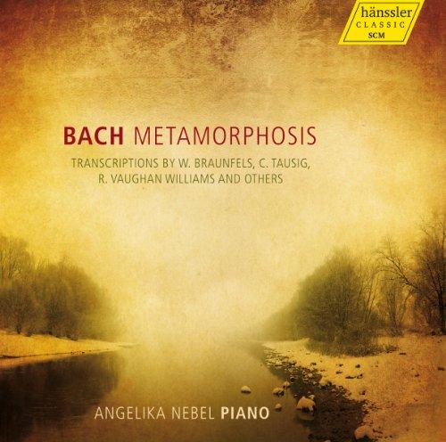 バッハ・メタモルフォシス (Bach metamorphosis / Angelika Nebel) [輸入盤]