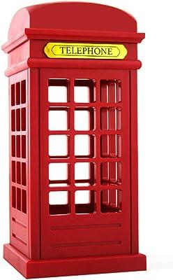 Vintage London Telefonzelle entworfen LED Lampe Touch