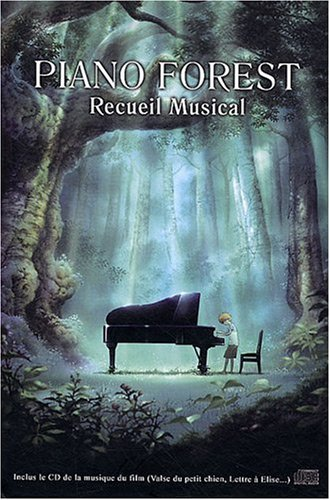 Piano forest : Recueil musical (1CD audio)