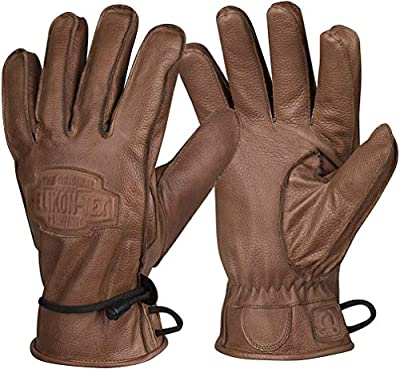 Helikon-Tex Bushcraft Line, Lumber & Ranger Winter & Woodcrafter Gloves Leather