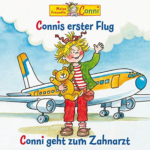 Connis erster Flug / Conni geht zum Zahnarzt Titelbild