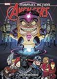 Marvel Action - Avengers - Les phobivores