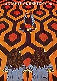 The Shining Alternative Minimalist Poster Stanley Kubrick Movie Print inspired Stephen King (novel) Jack Nicholson Illustration Home Decor Artwork Wall Art Hanging Gift Idea