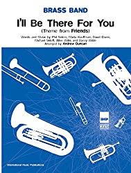 Brass band: i\'ll be there for you (theme from friends)