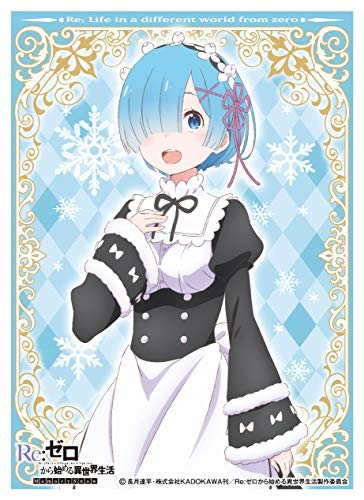 Character Sleeve Re:ZERO -Starting Life in Another World- Rem (EN-847) Pack