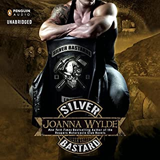 Silver Bastard     Silver Valley, Book 1              By:                                                                                                                                 Joanna Wylde                               Narrated by:                                                                                                                                 Allyson Ryan,                                                                                        Johnathan McClain                      Length: 12 hrs and 43 mins     1,053 ratings     Overall 4.5
