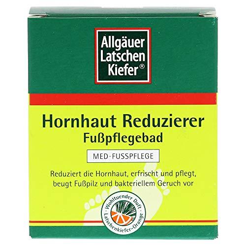 Allgäuer Latschenkiefer Hornhaut Reduzierer Fußpflegebad, 10