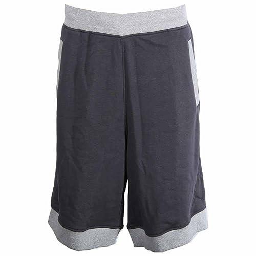 53af31d3f7c Nike Men's Jordan Fleece Short Grey/Anthracite 642453-060 (SIZE: ...