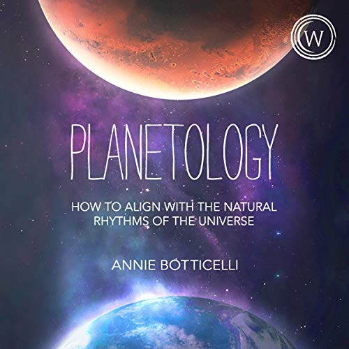 Planetology cover art
