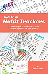 Habit Trackers -- self care gift idea