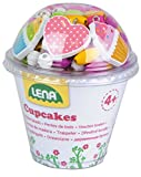 Lena 32002 Cupcakes Bastelset, rosa -
