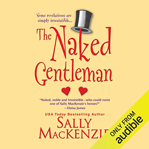 The Naked Gentleman audiobook cover art