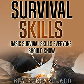Survival Skills audiobook cover art