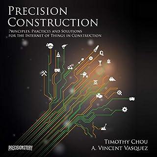Precision Construction audiobook cover art