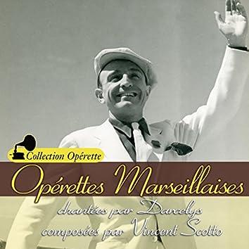 """Opérettes marseillaises (Collection """"Opérette"""")"""