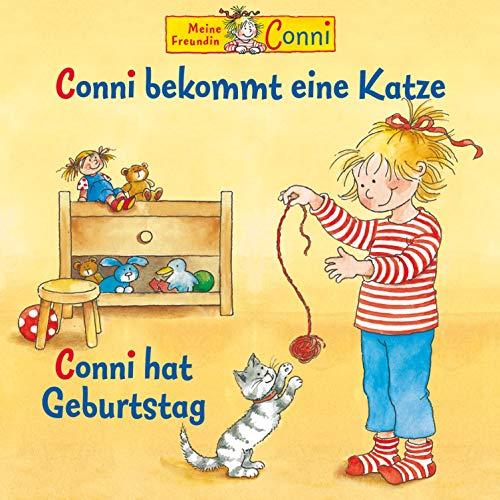 Conni bekommt eine Katze / Conni hat Geburtstag Titelbild