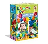 Clementoni Clemmy Plus 80 Ladrillos 17257