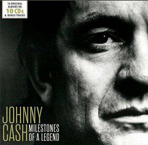 14 Original Albums, Milestones Of A Legend Pack 10cd