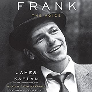 Frank: The Voice cover art