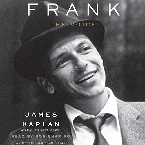 Frank audiobook cover art