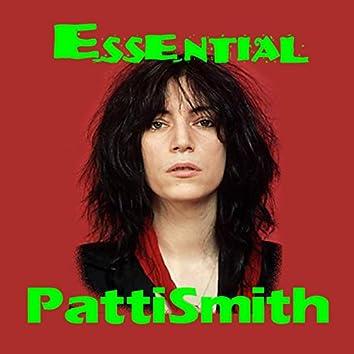 The Essential Patti Smith