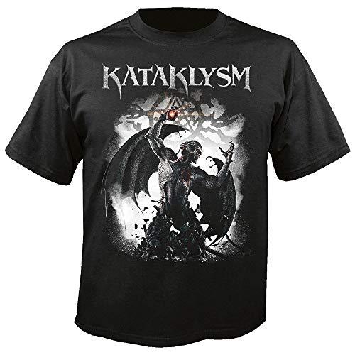 Kataklysm - Unconquered - T-Shirt Größe L