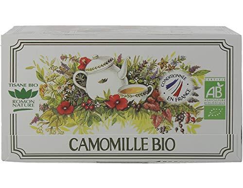 ROMON NATURE Camomille X20 Infusettes Bio -