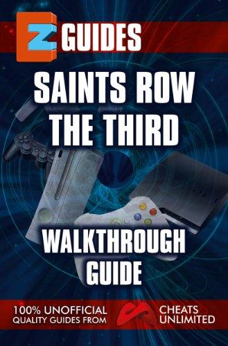 EZ Guides Saints Row - The Third (English Edition)