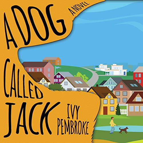 A Dog Called Jack audiobook cover art