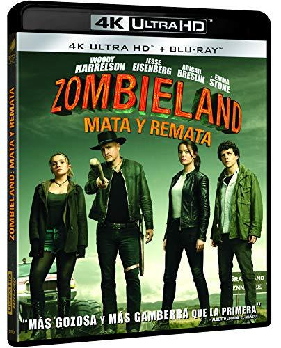 Zombieland 2: Mata y remata (4K Ultra HD + BD) [Blu-ray]