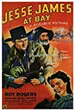Jesse James at Bay Movie Poster (68,58 x 101,60 cm)